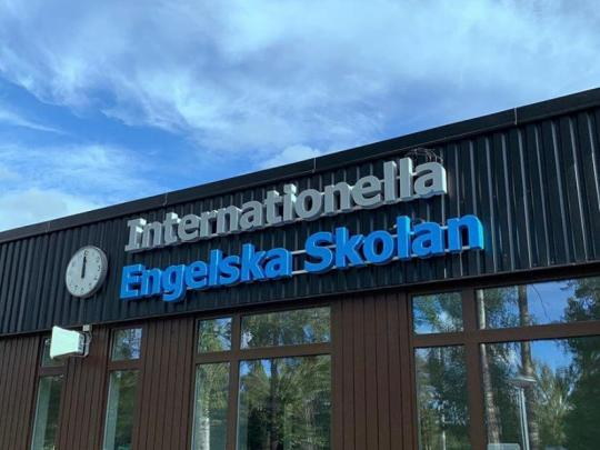 Article from the Vice President of IES about IES Östersund